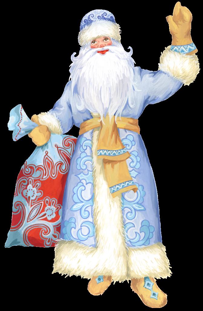 картинка Деда Мороза